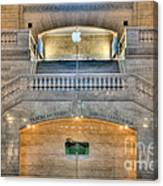 Grand Central Terminal East Balcony I Canvas Print