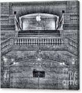 Grand Central Terminal East Balcony II Canvas Print