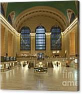 Grand Central Terminal I Canvas Print