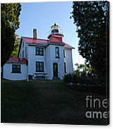 Grand Traverse Lighthouse Canvas Print