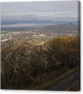 Grants Pass From The Hill Top Canvas Print