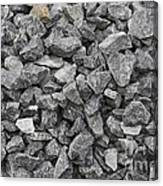 Gravel - Road Metal Canvas Print