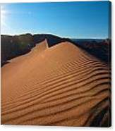 Great Dune - Valle De La Luna - Atacama Desert Canvas Print