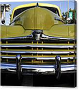 Great Forty Eighty Canvas Print