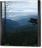 Great Smoky Mountains Np 009 Canvas Print