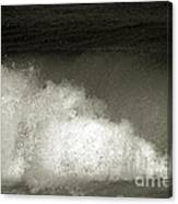 Great Wave For Surfers Canvas Print