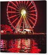Great Wheel  Canvas Print