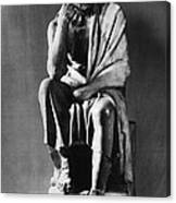 Greek Philosopher Canvas Print