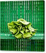Green Greens Canvas Print