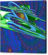 Greenhorns Canvas Print