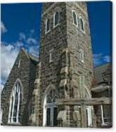 Greenmount United Methodist Church Canvas Print