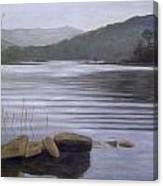 Grey Day Canvas Print