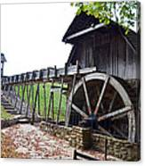 Grist Mill 1 Canvas Print