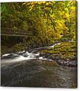Grist Mill Creek Canvas Print