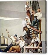 Gropper: Dam, 1939 Canvas Print