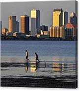 Growing Up Tampa Bay Canvas Print