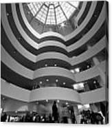 Guggenheim 2 Canvas Print
