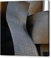 Guggenheim Museum Bilbao - 1 Canvas Print