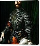Guidubaldo II Della Rovere Canvas Print