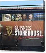 Guinness Storehouse Dublin - Ireland Canvas Print