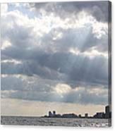 Gulf Of Mexico - Gulf Sunshine Canvas Print