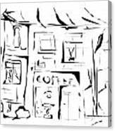 House 092 - Marucii Canvas Print