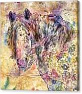 Gypsy Babe Canvas Print
