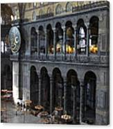 Hagia Sophia Interiour I Canvas Print