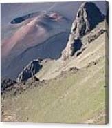 Haleakala Cinder Cone 2 Canvas Print