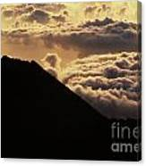 Haleakala First Light Canvas Print