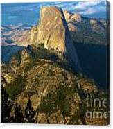 Half Dome From Washburn Point Canvas Print