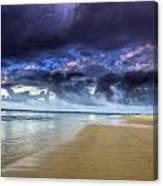 Halifax Sunset Canvas Print
