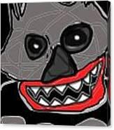 Halloween 3- Boo Canvas Print