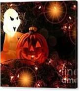 Halloween Magic Canvas Print