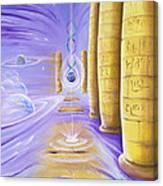 Halls Of Creation Canvas Print