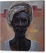 Hamad Abbas Canvas Print