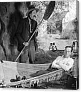 Hammock, 1925 Canvas Print