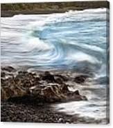 Hana Wave Canvas Print