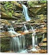 Hanging Rock Cascades Canvas Print