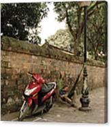 Hanoi Hammock Canvas Print