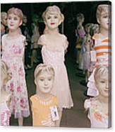 Hanoi Mannequins Canvas Print