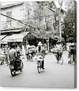 Hanoi Canvas Print