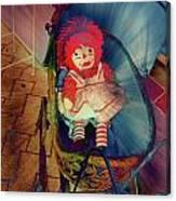 Happy Dolly Canvas Print