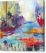 Harborside Canvas Print