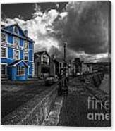 Harbourmaster Hotel Canvas Print