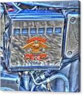 Harley Davidson 2 Canvas Print
