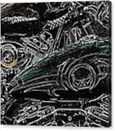Harley Davidson Style 2 Canvas Print