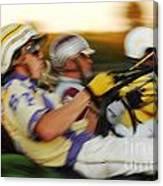 Harness Racing 13 Canvas Print