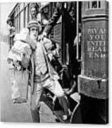 Harold Lloyd (1889-1971) Canvas Print