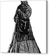 Harriet Tubman (c1823-1913) Canvas Print